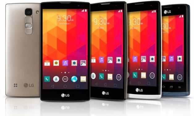 LG apresenta nova linha de smartphones intermediários