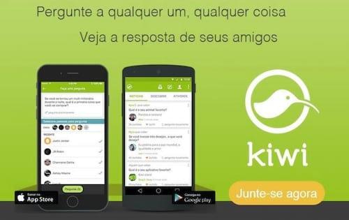 Conheça o Kiwi, a nova sensação das redes sociais