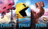 Pixels - O novo filme sobre videogames