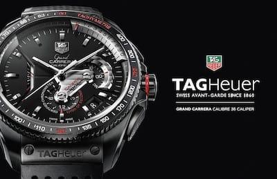 TAG Heuer prepara smartwatch em parceria com Google e Intel
