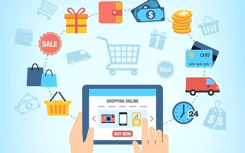 A internet e o Comércio Eletrônico