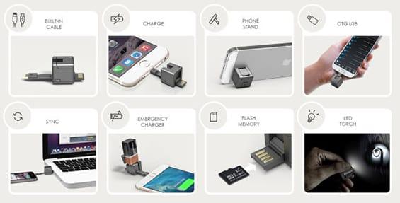"""WonderCube: o cubo """"mágico"""" para smartphones"""