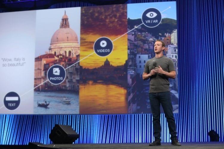 Facebook pretende integrar serviços com a Internet das coisas