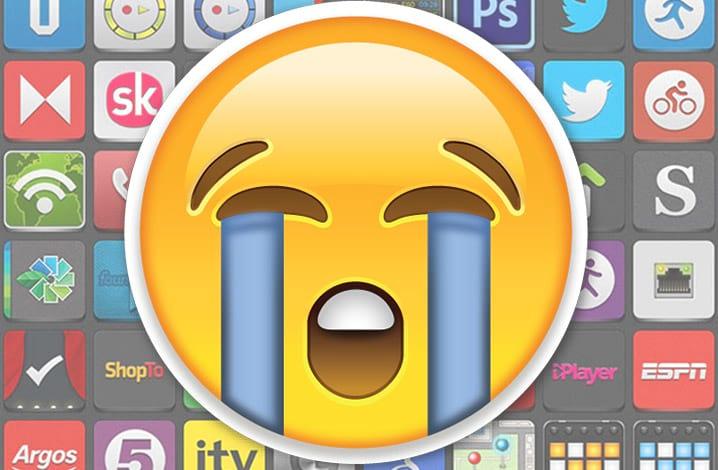 Perder um smartphone deixa usuário extremamente triste