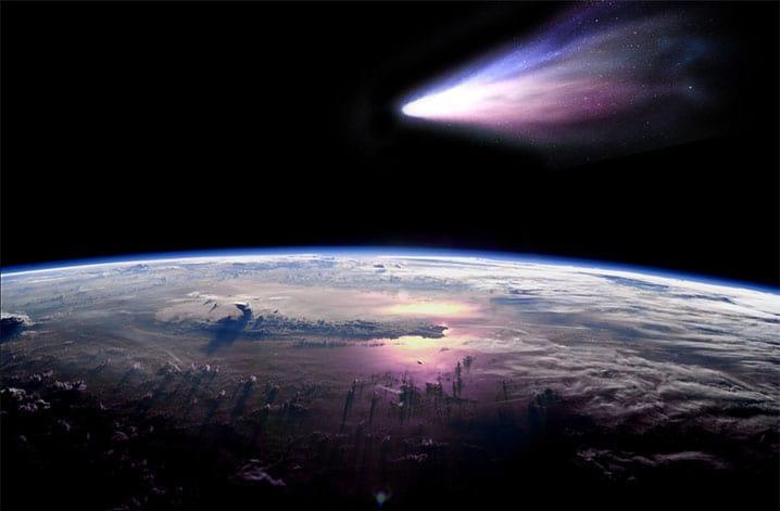 Como surgiu a vida na Terra?