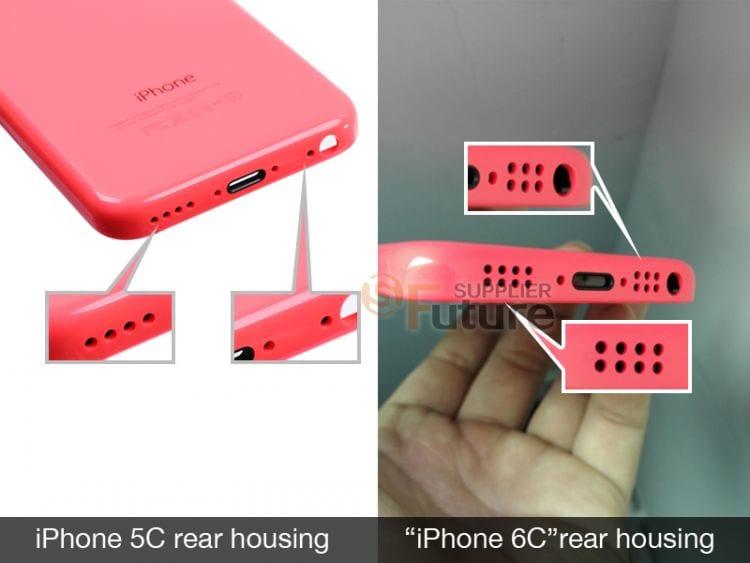 Imagens de suposto iPhone 6C são divulgadas na internet