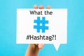 A história da #hashtag
