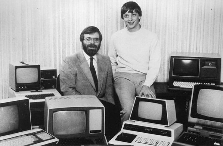 Microsoft faz 40 anos e Bill Gates surpreende