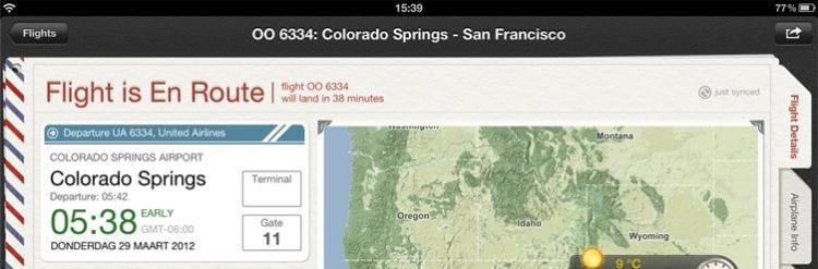 [Brasil] Cinco super apps para rastrear voos  Td_flight