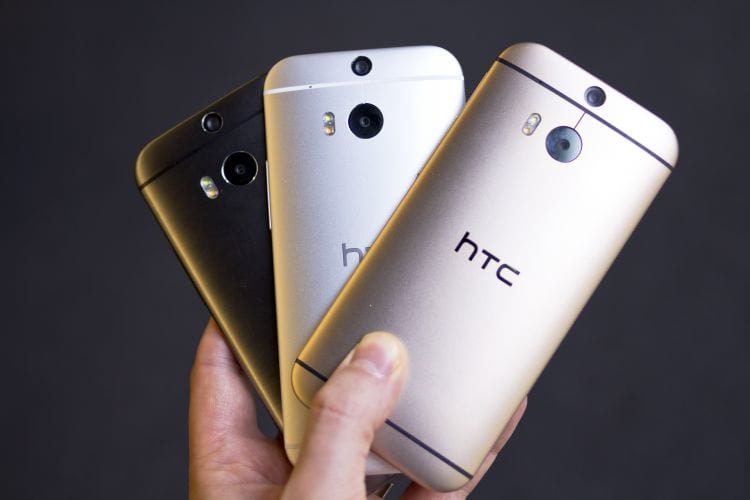 HTC One M8 vai rodar Windows phone 10