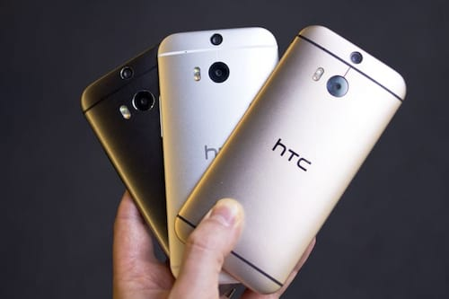 HTC One M8 vai rodar Windows phone 10