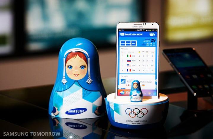Algumas das tecnologias para o Rio 2016