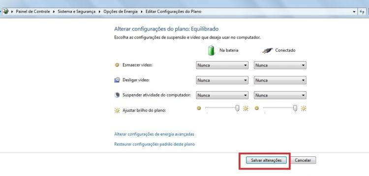 Como calibrar a bateria do notebook?
