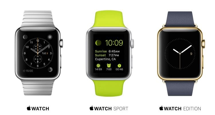 Apple inicia a pré-vendas online do Apple Watch