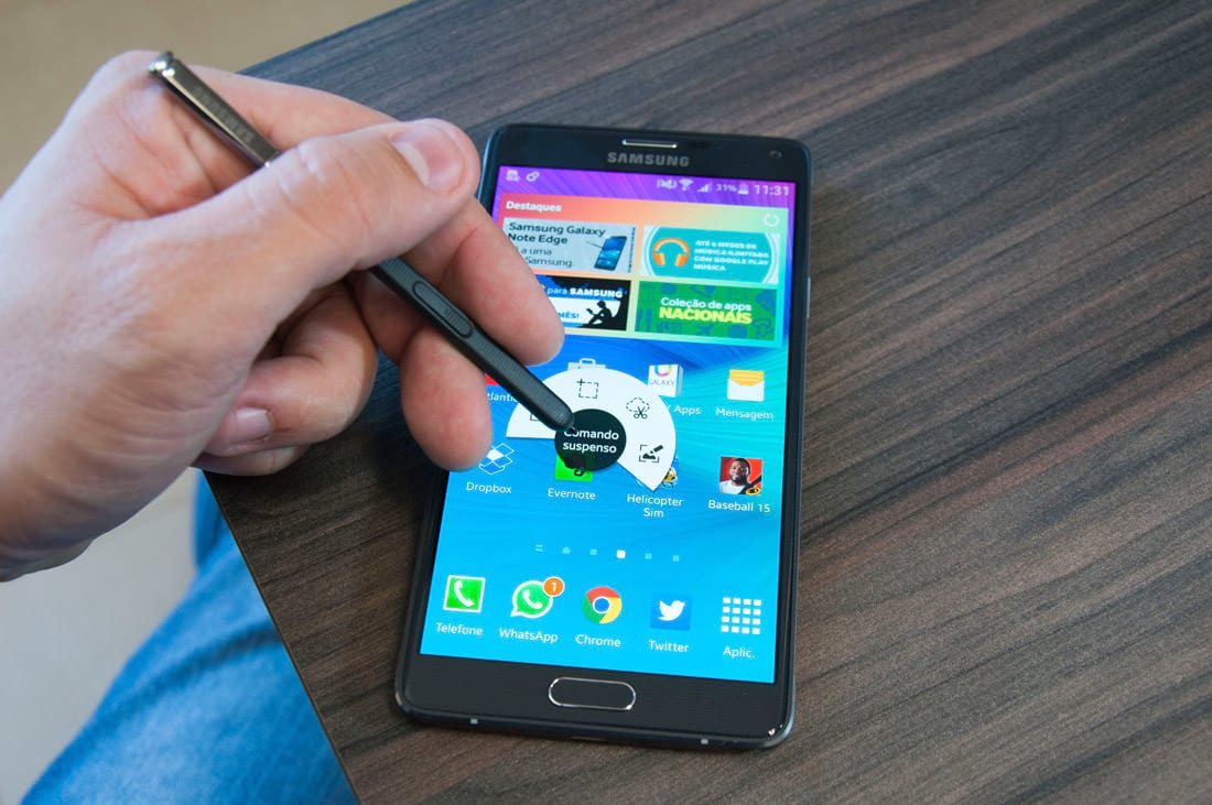 [Vídeo] Review Samsung Galaxy Note 4