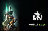 Runeblade: o primeiro game para o Apple Watch