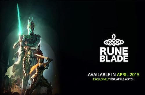 Runeblade: o primeiro game para o Apple Watch