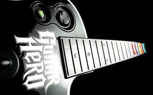 Guitar Hero está de volta!