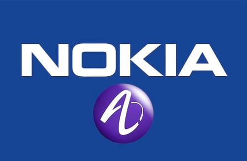 Nokia continua negociando a compra da Alcatel-Lucent