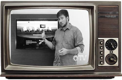 Como foi inventada a Tv?