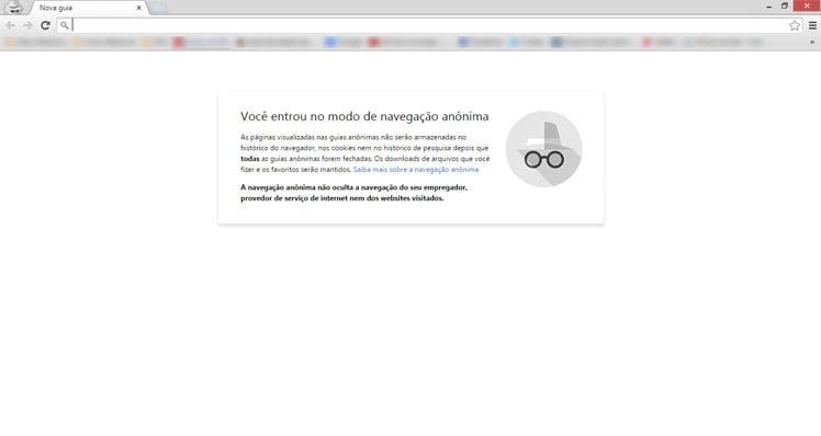 O que é e o que faz o modo anônimo dos navegadores?