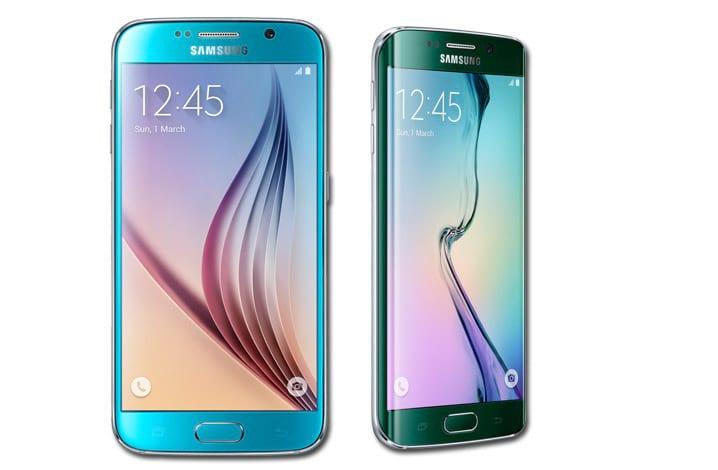 Galaxy S6 e S6 Edge chegam ao Brasil