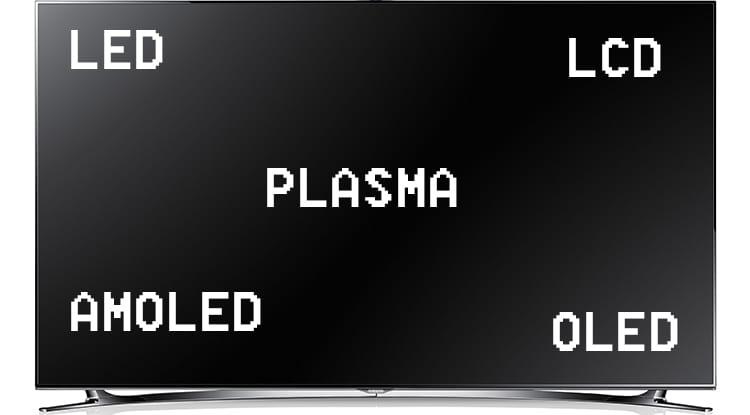 O que é tecnologia Plasma, LCD, LED e OLED?