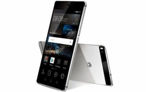 Huawei apresenta o seu mais novo smartphone top de linha, o Hauwei P8