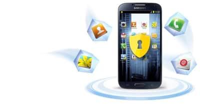 O que � o Samsung Knox