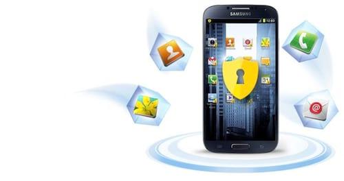 O que é Samsung Knox?