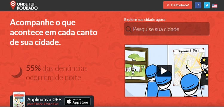 5 apps para se proteger de crimes