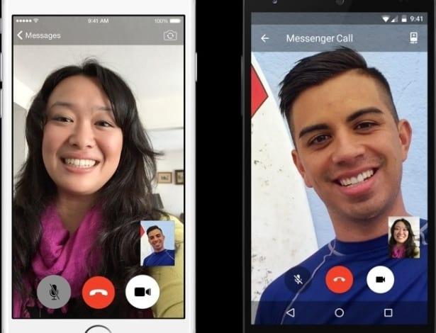 Facebook lança chamada de vídeo para o Messenger
