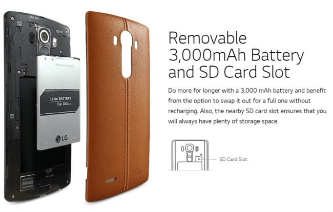 LG G4 foi anunciado pela LG