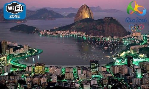 Como será a conectividade nos Jogos do Rio 2016
