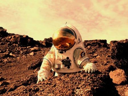 Viagens prolongadas a Marte podem afetar o sistema nervoso humano