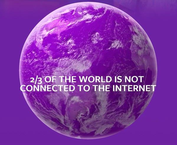 Facebook apresenta nova plataforma de serviço, o internet.org