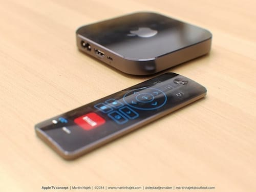 Apple TV ganha novo controle totalmente redesenhado