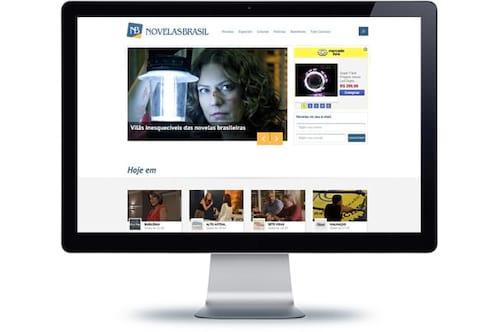 Nosso novo portal está no ar: conheça o Novelas Brasil