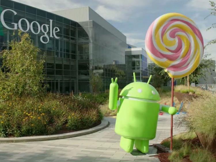 Lollipop está em quase 10% dos aparelhos Android