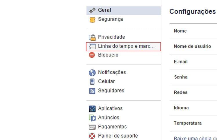 Como bloquear a marcação de fotos no Facebook