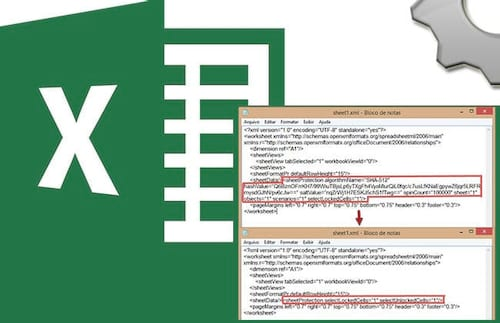 Como desbloquear planilhas no Excel sem VBA