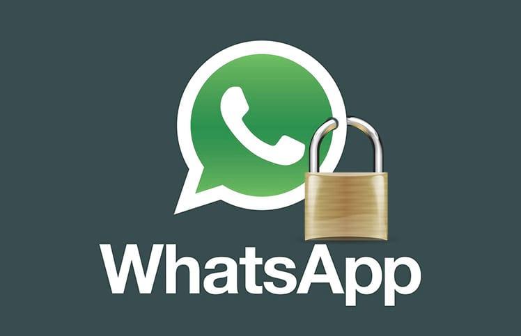 Como colocar senha no Whatsapp?