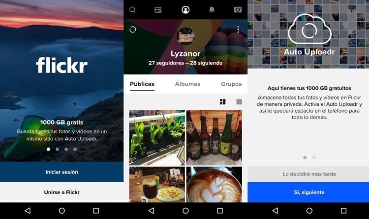 Yahoo! anuncia nova versão do Flickr