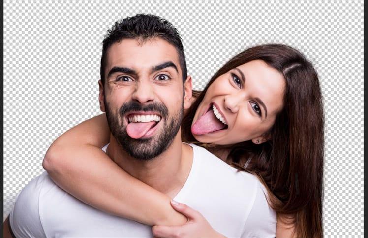 Photoshop preto e branco online dating