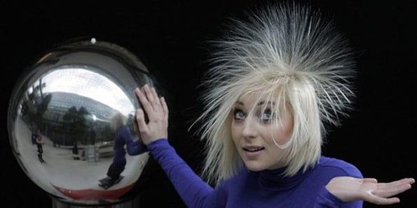 O que é energia eletrostática?