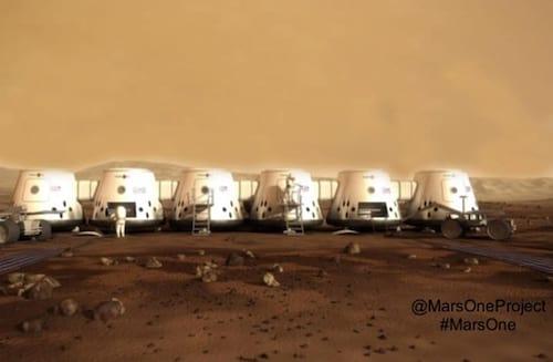 ESA e NASA afirmam que o homem não pisará tão cedo em solo marciano