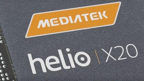MediaTeK apresenta a Helio X20, o processador com dez núcleos