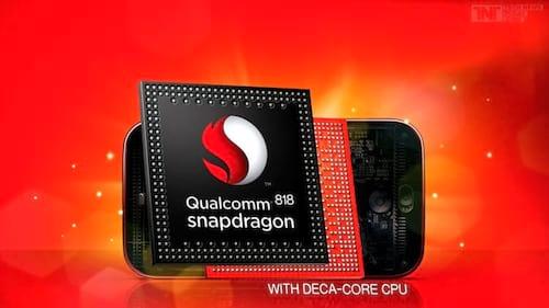 Snapdragon 818 poderá ser o primeiro processador deca-core da Qualcomm