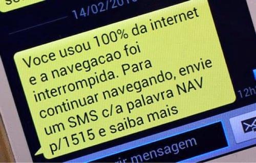 Justiça de São Paulo concede liminar impedindo o bloqueio de internet móvel no estado