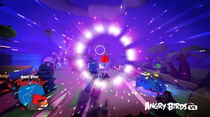 Angry Birds VR foi desenvolvido por empresa gaúcha